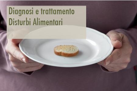 Diagnosi e trattamento disturbi alimentari a Meda