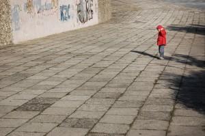 insegnare il dolore ai bambini