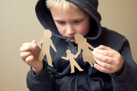 genitori figli e separazione